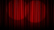 Theater, Curtain, Stage - Blue Screen - HD1080