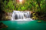 Fototapety Thailand waterfall in Kanjanaburi