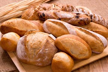 フランスパン集合