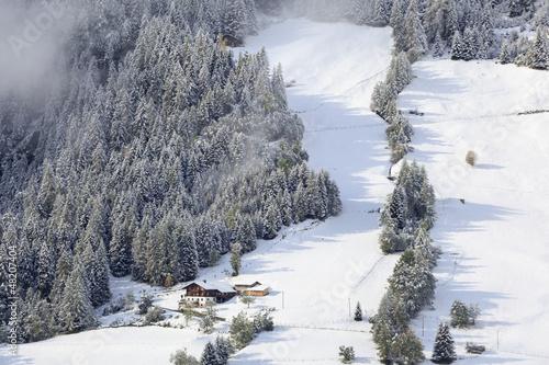 Leinwandbilder,winter,alps,landschaft,landschaft