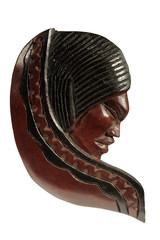 A female mask