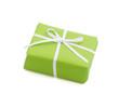 Grünes Päckchen