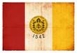 Grunge-Flagge San Diego (USA)