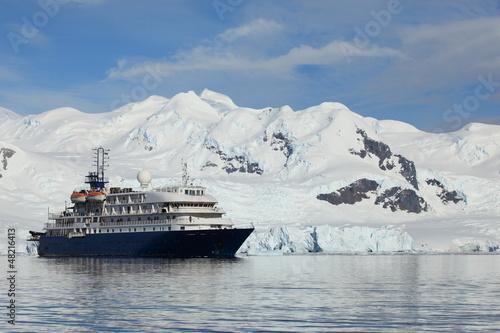 Aluminium Antarctica Antarktiskreuzfahrt