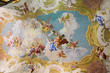 Ceiling fresco in Stift Melk, Austria