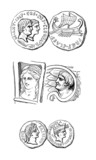 Antique Roman Coins/Medals_