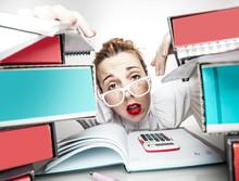 Stres w biurze