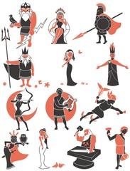 Greek / Roman Gods