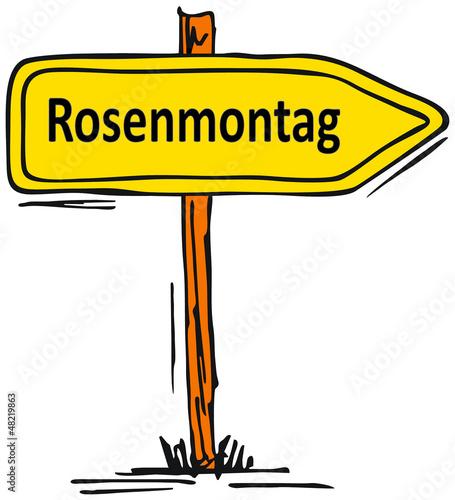 Rosenmontag...