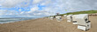 Strandpanorama Sylt