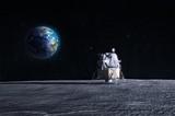 Fototapety Moon landing