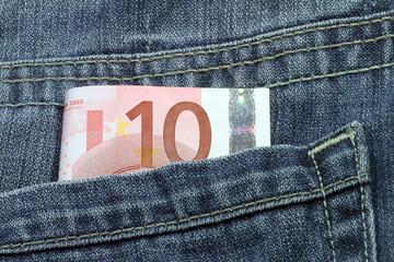 Zehn Euro