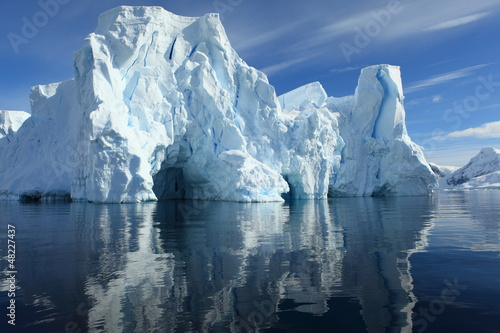 canvas print picture Die Antarktis