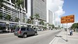 Biscayne Boulevard Miami FL poster