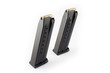 Dual Pistol Magazines with Bullets