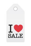 I Love Sale