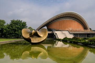 Kongresshalle in Berlin