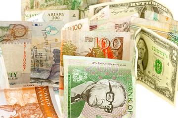 devises étrangères