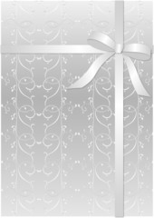 銀色の贈り物