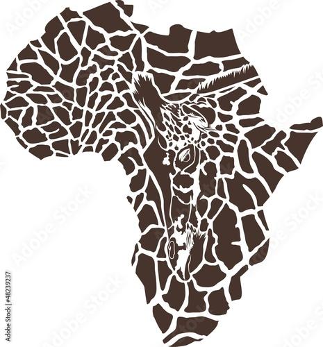 Fototapeten,abstrakt,tier,afrika,hintergrund