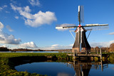 charming Dutch windmill