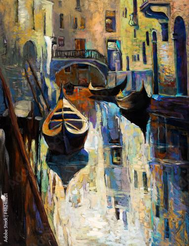 Venice, Italy - 48240201