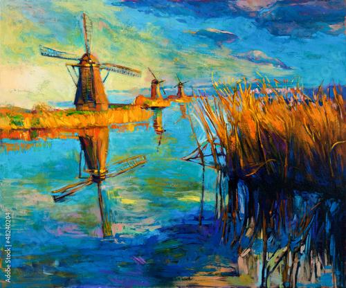 Windmills - 48240204