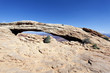 The famous Mesa Arch