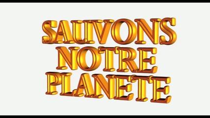 sauvons notre planete