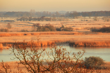 Hickling Broad, Norfolk, England