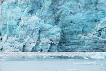 Esmark's glacier in Spitsbergen (Svalbard)