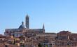 Panorama of Siena, Tuscany, Italy