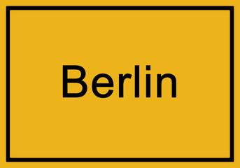 Ortstafel Berlin