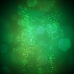 Abstract Irish Saint Patrick Day background