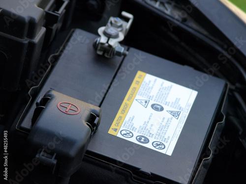 Car battery - 48255493