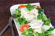 terrine de noix de saint jacques sur lit de salade 2