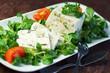 terrine de noix de saint jacques sur lit de salade 5