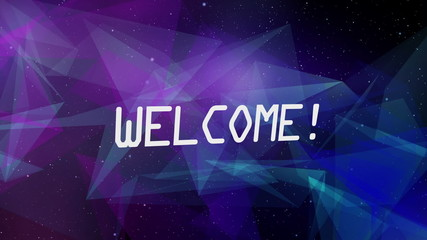 Animation Welcome
