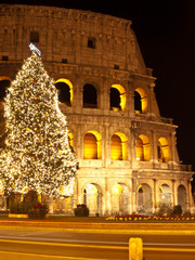 Christmas at Colosseum 2012