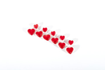 Valentines Day - Love Heart Sweets