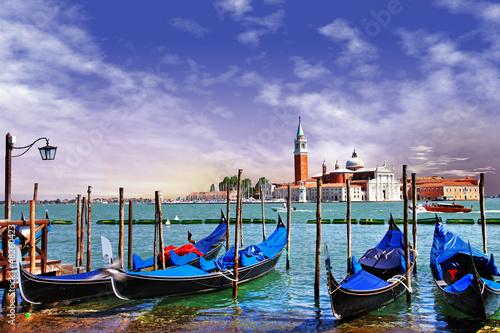 Sunrise in Venice