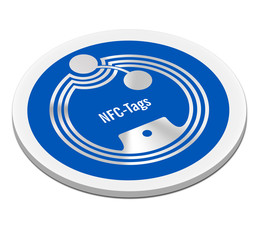 NFC Tag Sticker