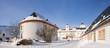 Schloss Augustusburg, Chemnitz, Winter