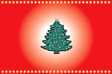 Christmas Background 4