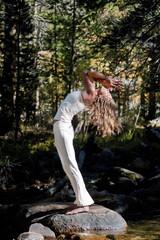 Forest Yoga Diva
