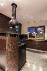 Ruby house - Modern kitchen interior