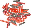Word cloud for Fascism