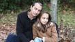 père et fille - tendresse et fierté
