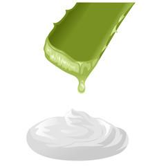 aloe vera crema