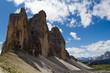 Tre Cime di Lavaredo - Dolomite - Italy
